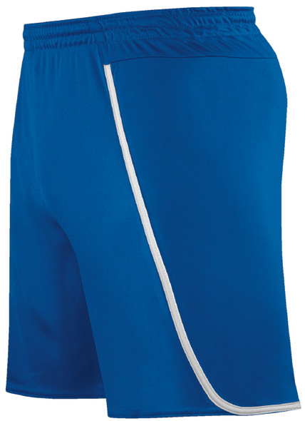 Women's Pacific Shorts, Royal/White