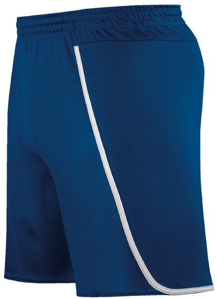 Women's Pacific Shorts, Navy/White
