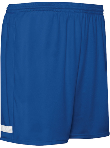 Women's Colfax Shorts, Royal/White