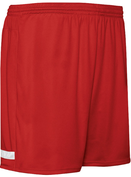 Women's Colfax Shorts, University Red/White