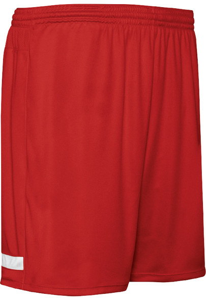 Colfax Shorts, University Red/White