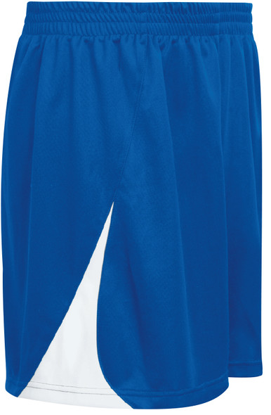 Denver Shorts, Royal/White