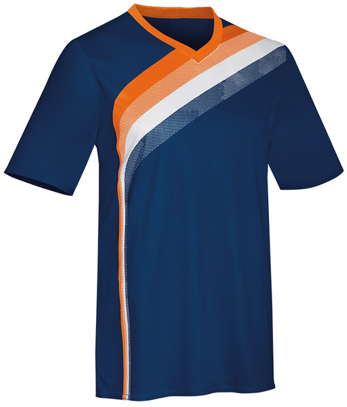 Hartford Jersey, Navy/Orange-White