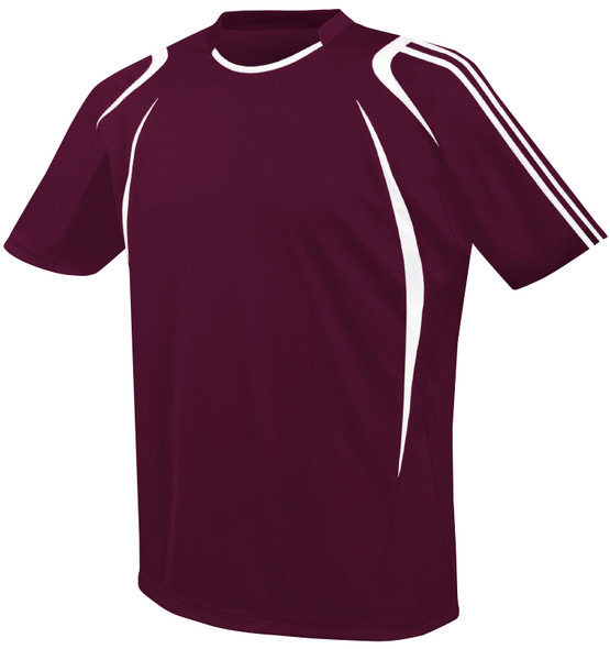 Chicago Jersey, Maroon/White