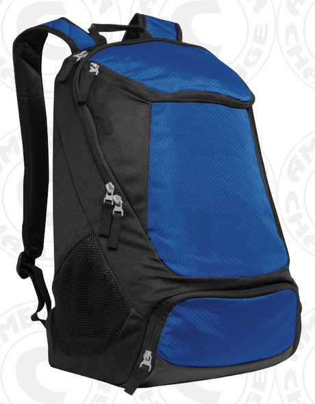 Volt Backpack, Royal/Black