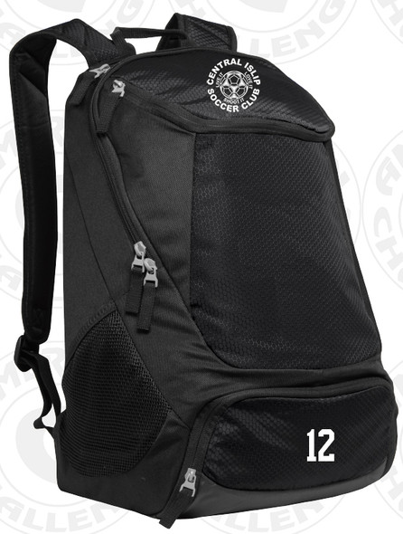 CENTRAL ISLIP BACK PACK, BLACK