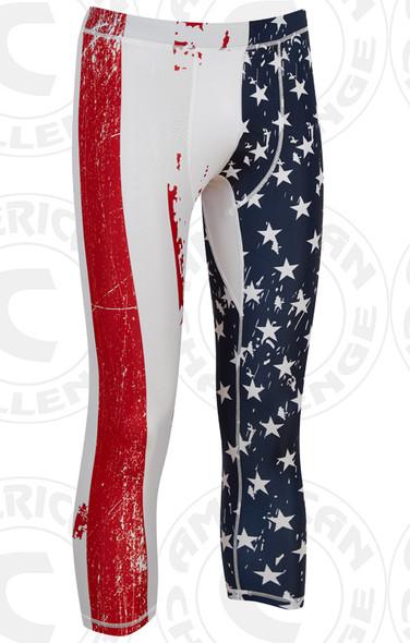 Patriot 3/4 compression pants