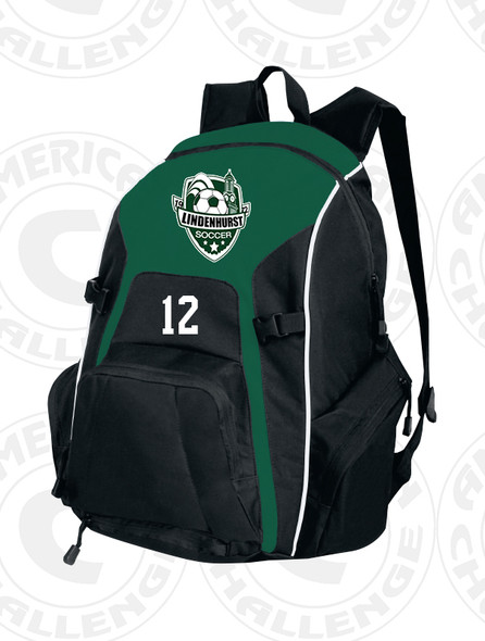 LINDENHURST REAL BACKPACK, FOREST