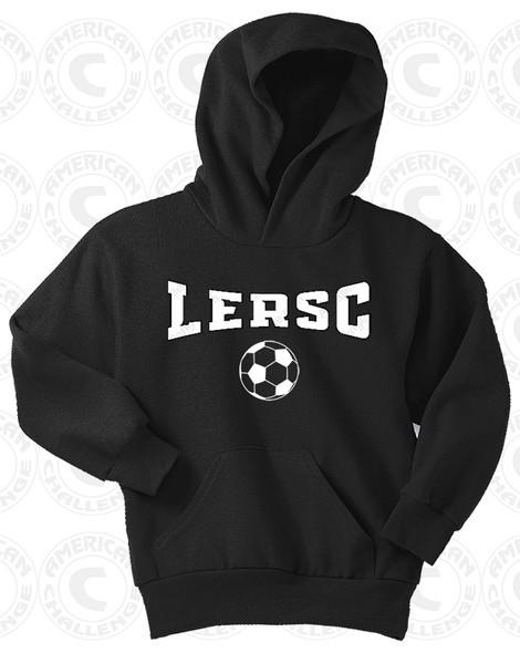 LERSC Hoodie, Black