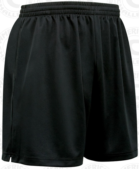 Women's prestige referee short, Black