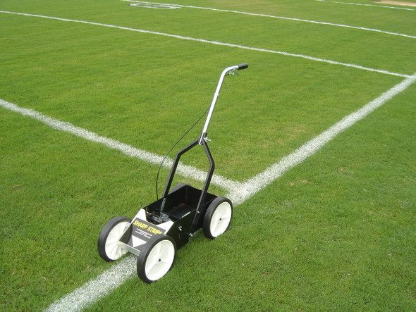 "Field marking machine, 10"" wheels"