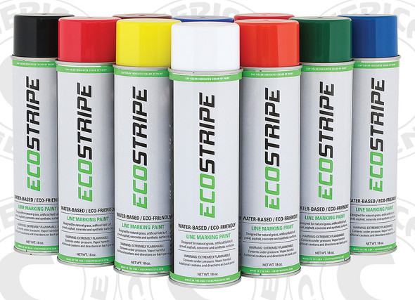 Ecostripe field paint