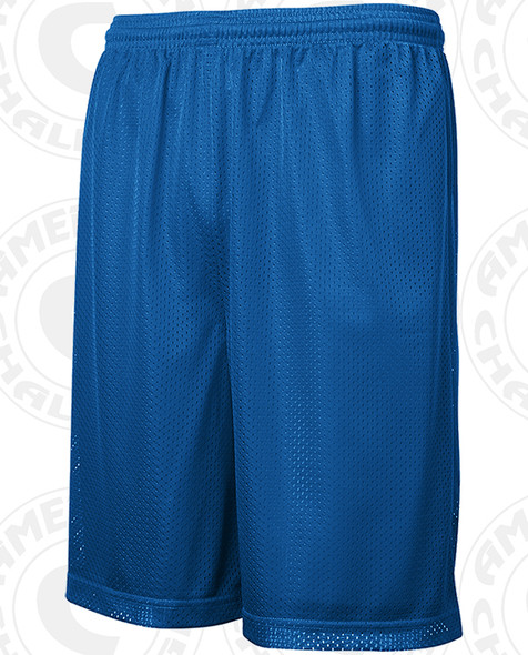 Martin  mesh short, Royal