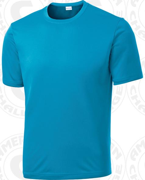 Select Training Shirt, Atomic Blue