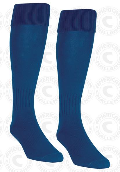 Lucas Christian Academy GYM Socks - Navy