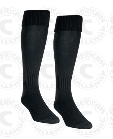 Lucas Christian Academy SOCCER Socks - Black