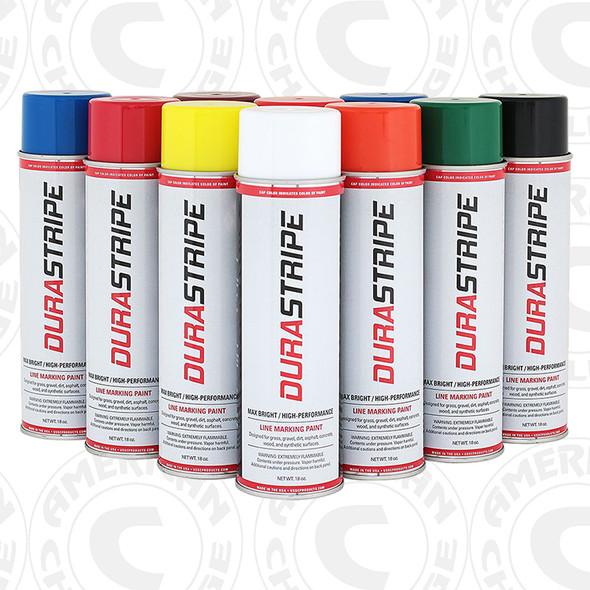 Durastripe field paint