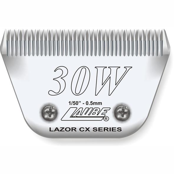 CX Wide Steel Blades
