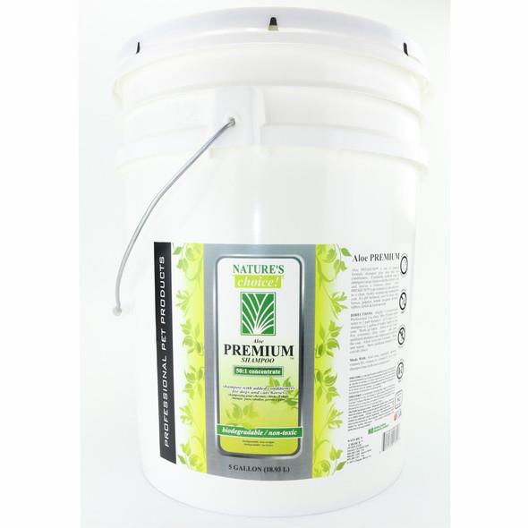 Nature's Choice!® Aloe Premium Shampoo 50:1