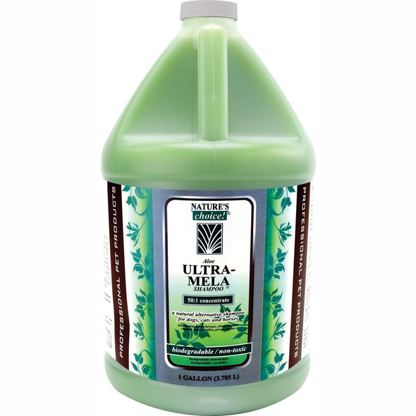 Nature's Choice!® Ultra Mela Shampoo 50:1