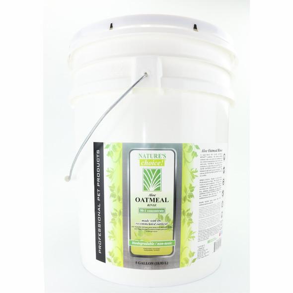 NaturesChoice® Aloe Oatmeal Rinse Conditioner 50:1