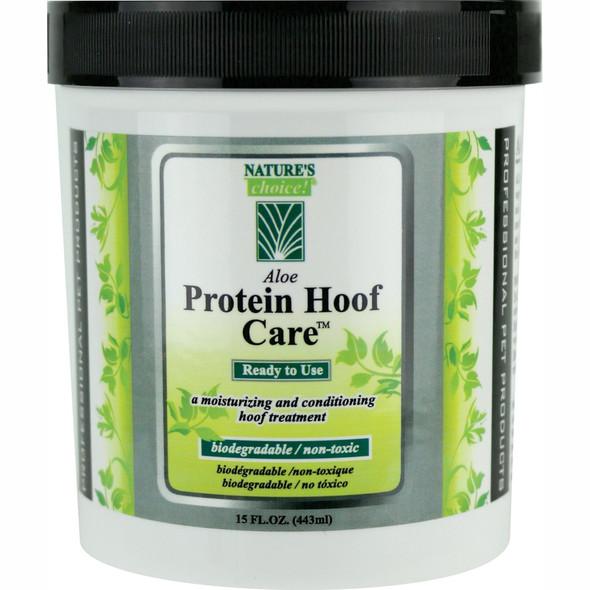 Nature's Choice!®  Aloe Protein Hoof Care Lotion RTU