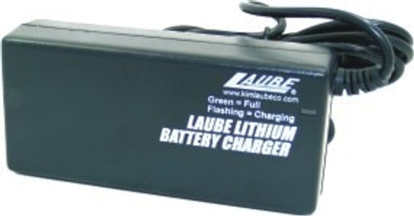 Lithium Ion Charger - Includes Plug