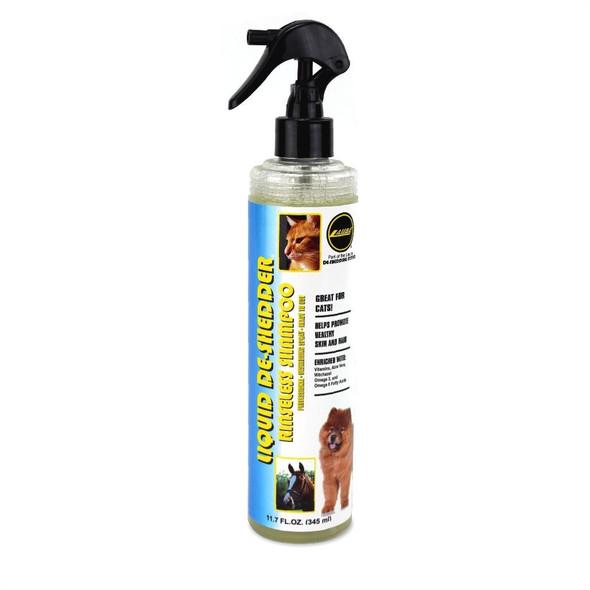 Liquid De-Shedder Rinseless Shampoo RTU