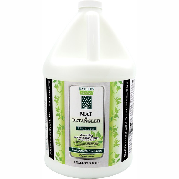 Nature's Choice!® Mat-N-Detangler