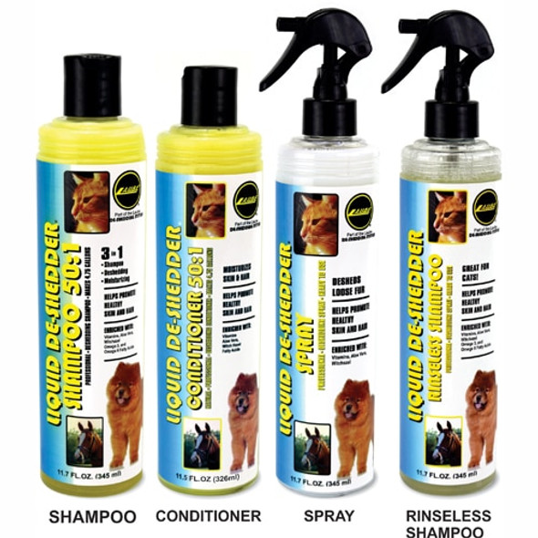 DeShedding System Trial Kit 11.7 fl oz