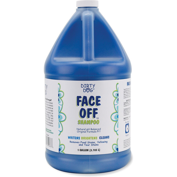 Dirty Dog Face Off Shampoo 8:1