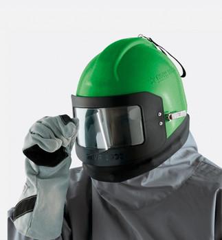 NOVA Blast Helmet Tear Offs In Action