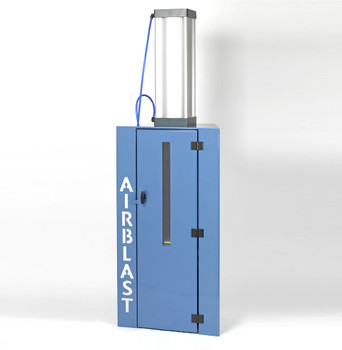 Airblast 30ltr Can Crusher