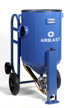 Airblast 2452 reconditioned blast pot