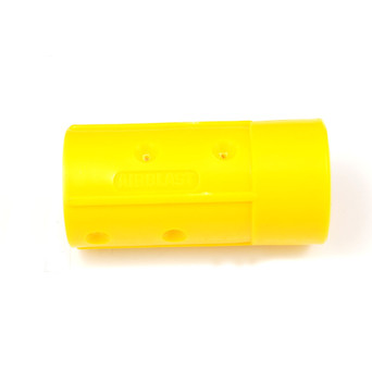 Airblast Nylon Nozzle Holder 1.1/4 ID x 1.7/8 OD