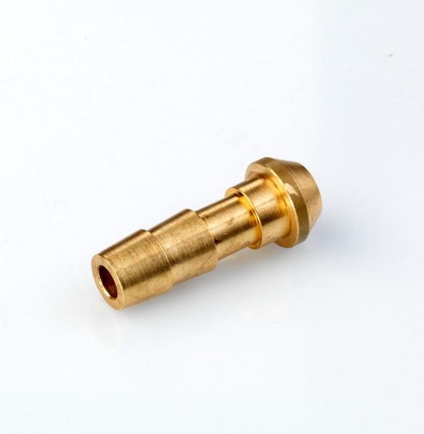 Airblast 1/4 Tailpiece Brass Coupling