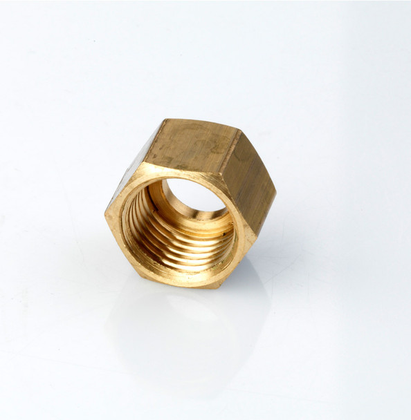 Airblast Air Hose Brass Union Nut