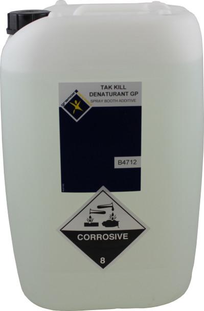 TAK Kill Denaturant GP - Booth Additive