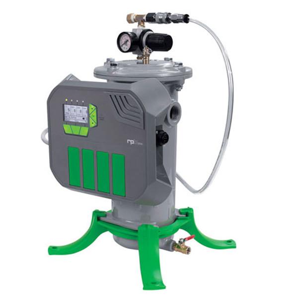 RPB GX4 Gas Monitor mounted on Radex unit