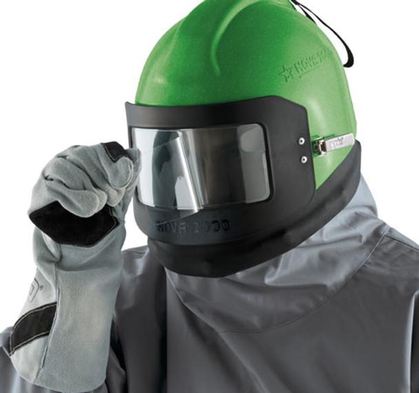 RPB NOVA 2000 Blast Helmet tear off lense