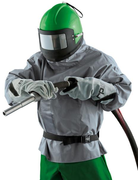 RPB NOVA 2000 Blast Helmet with blast nozzle