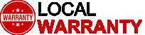 Genuine Local Australian Warranties