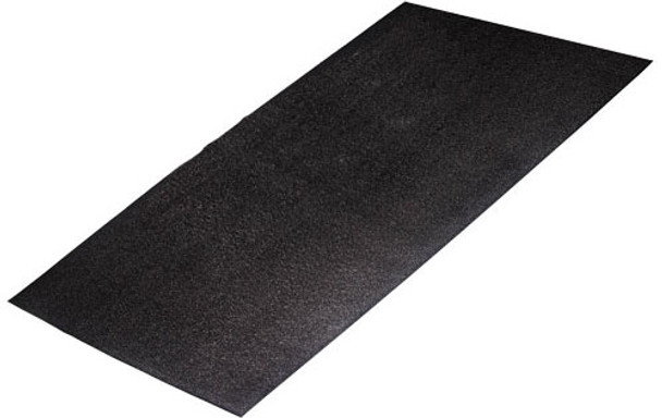 Equipment floor mat open (may also include logo)
