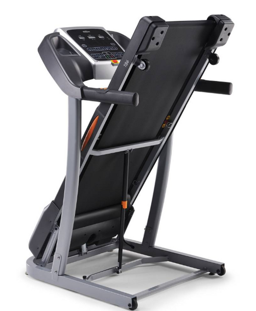 Horizon Tempo T86 Treadmill Folding
