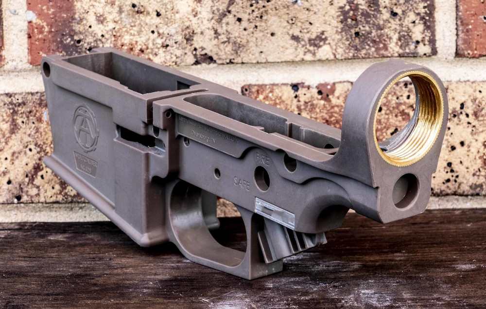 Freedom Edition AR-308 Engraved Lower