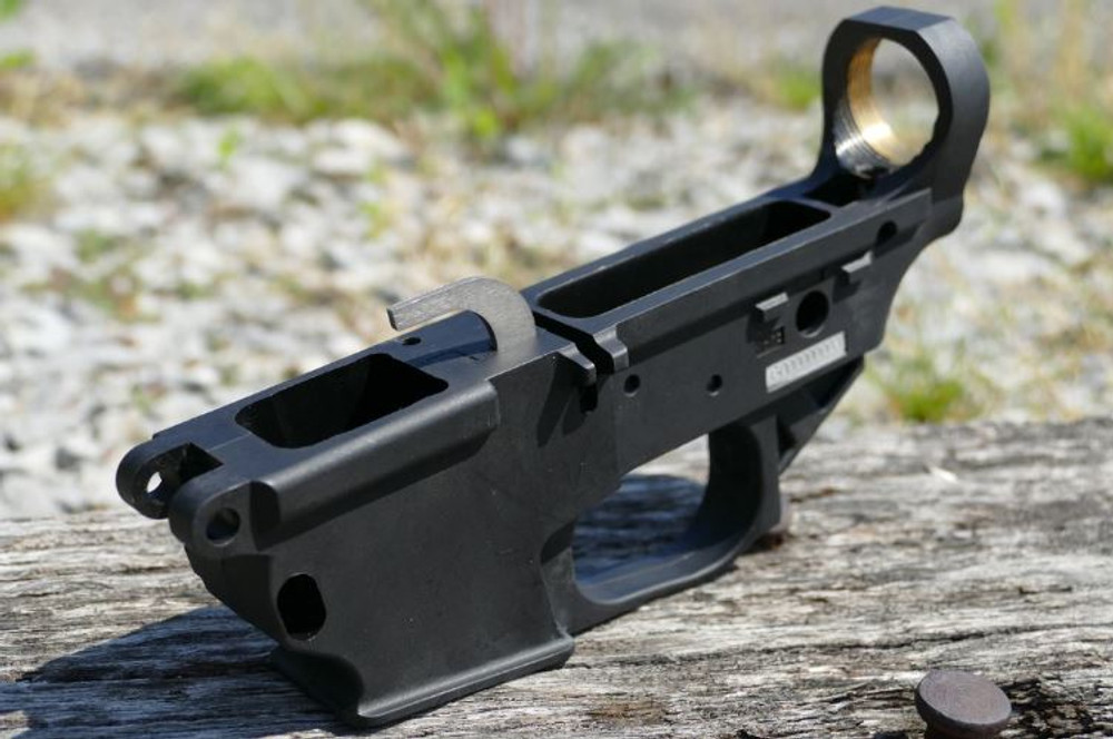 Custom Engraved TAC-9 Complete Lower, Glock Mag Compatible