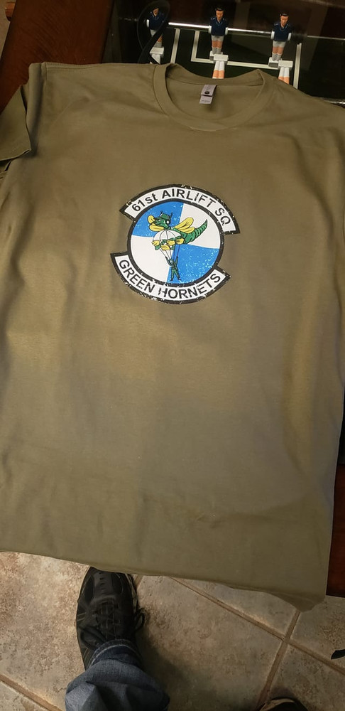 61st LRAFB Maintainer Tee