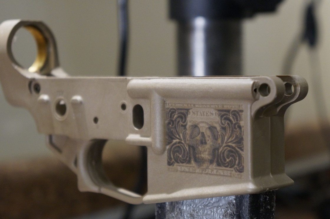 Laser Engraved Lowers