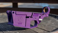 Purple AR308- Dyed Pink Blemish