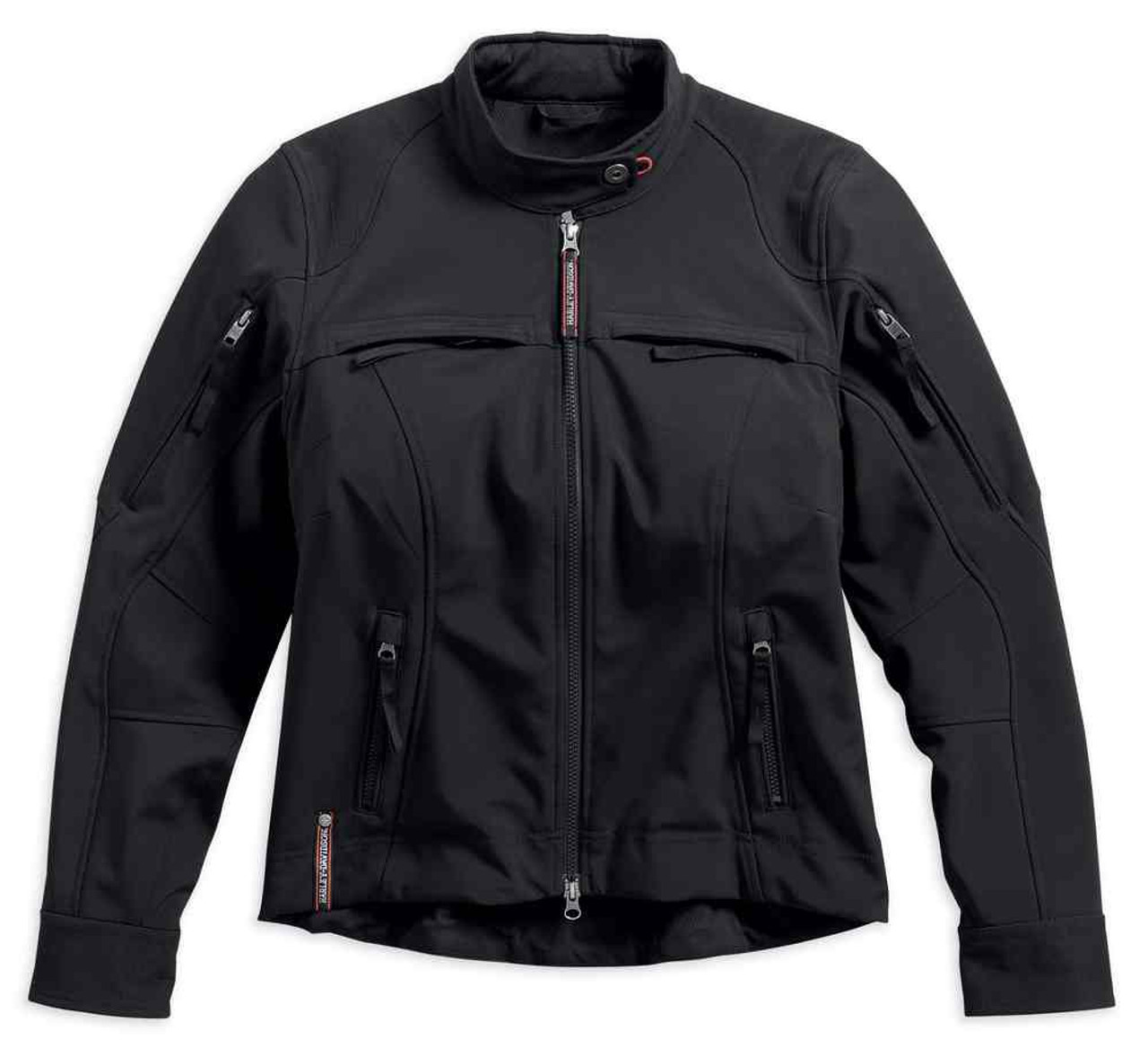 Harley-Davidson Womens Esteem Soft Shell Windproof Water Resistant jacket98318-17VW